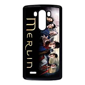 LG G3 Phone Cases Black Merlin DRY919817