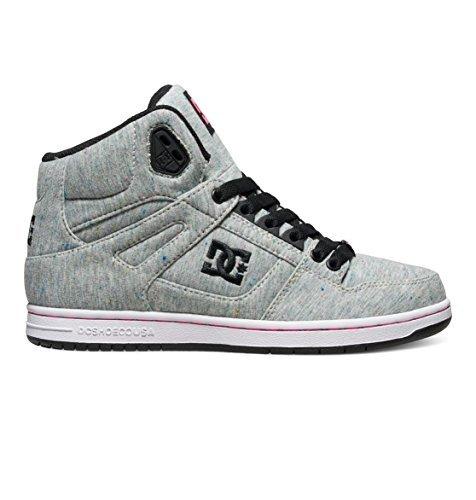 Womens DC Skate Shoe (Womens 6, Heather Grey 2133)