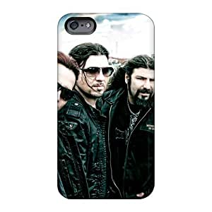 Excellent Hard Cell-phone Cases For Iphone 6plus (mZL1540hdLP) Customized Fashion Megadeth Band Pattern