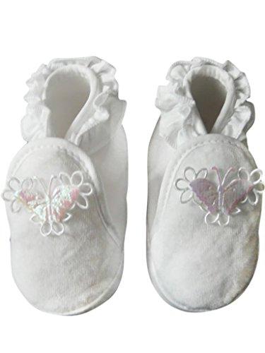 Chaussures de f?te pour le bapt?me ou de mariage - chaussures de bapt?me pour les filles, bébés TP17 taille 18