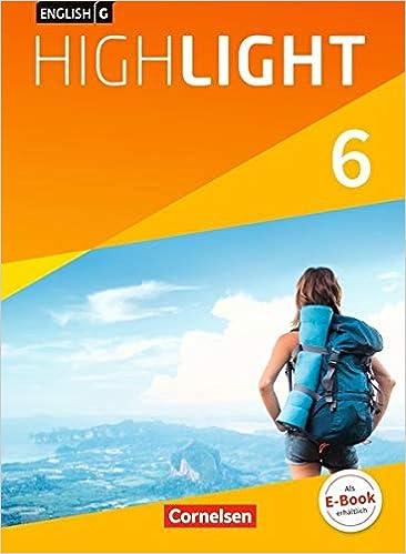 Hauptschule English G Highlight Band 6: 10 Schuljahr Schülerbuch Susa ...
