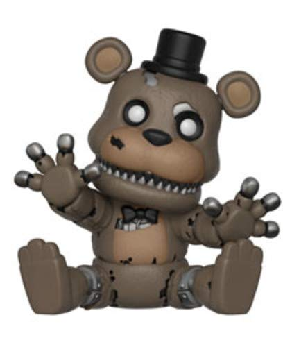 Funko - Five Nights At Freddy S-Nightmare Freddy-New York Toy Fair - Figura Decorativa, Multicolor, 3