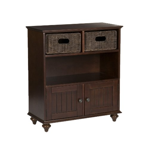 Rattan Four Drawer Dresser - 7