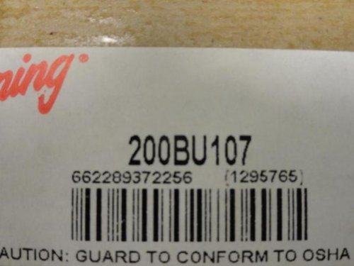 Browning 200BU107 Torq-Gard Bushing Kit 1-7//17 Shaft