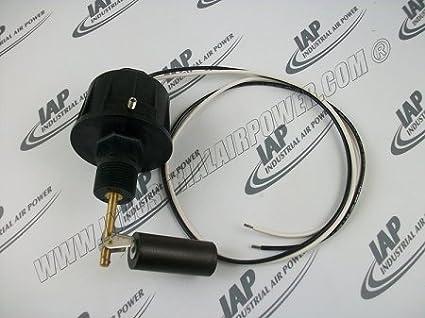 32276313 bajo nivel de aceite interruptor diseñado para uso con Ingersoll Rand compresores: Amazon.es: Amazon.es