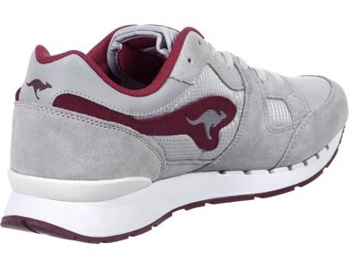 hellGris R1 Kangaroos weinrot Basic Coil Zapatillas HaqqwAxzP