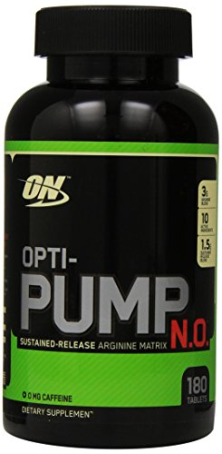Optimum Nutrition Opti Pump 180 tabs