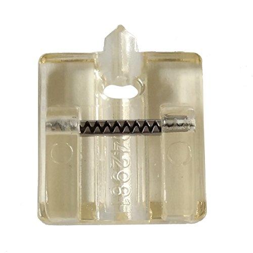 Pfaff Presser Foot 93-042980-91 / 820474-096 / Invisible Zipper Foot Plastic