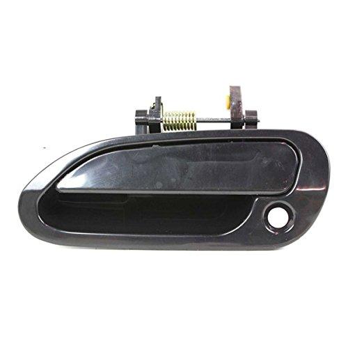 Koolzap For 98-02 Accord Sedan Front Outside Outer Exterior Door Handle Left Driver - Handle Door Sedan Front