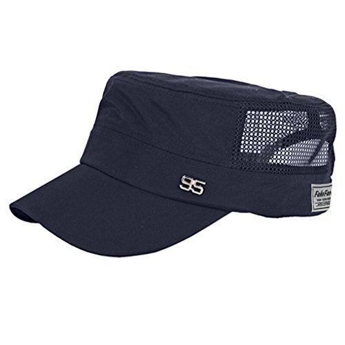メンズ キャップ メッシュ 遮光 夏用 帽子 ワークキャップ 速乾性 通気性が優れている 外出対策 オールシーズン ゴルフ 釣り 散歩 旅行 ウォーキング 紫外線対策 UVケア 日よけ帽子