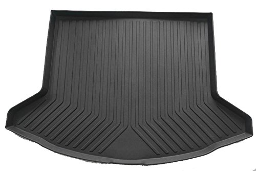 Cargo Liner Rear Cargo Tray Trunk Floor Mat Waterproof Protector for 2017-2018 Mazda CX-5 by Kaungka ()