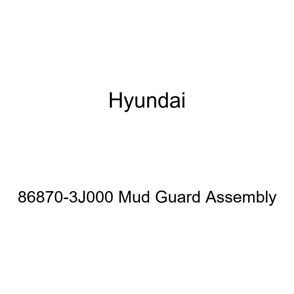 HYUNDAI Genuine 86870-3J000 Mud Guard Assembly