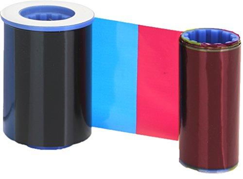 UIP Global Premium Compatible Ribbon for Zebra 800015-547 hYMCKO (Colored Resin Ribbon)