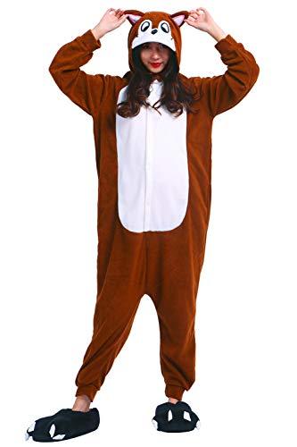 Adulte Rat Costume Pyjama Animal Unisexe Cosplay Combinaison xwPFwqZf