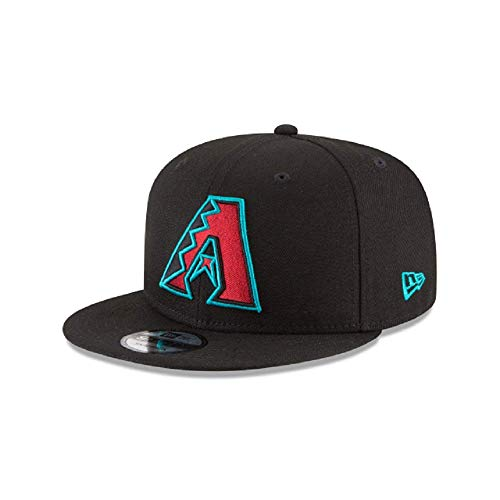 New Era Arizona Diamondbacks MLB Basic Snapback Team Color 950 Adjustable Cap