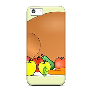 Case88me YEX39184sucq Cases Covers Skin For Iphone 5c (thanksgiving Clipart)