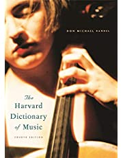 The Harvard Dictionary of Music: Fourth Edition