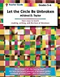 Let the Circle Be Unbroken Teacher Guide, Novel Units, Inc. Staff, 1561376604