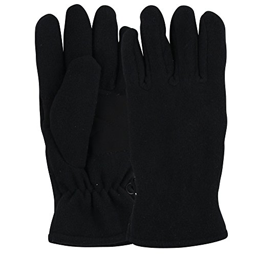 Womens Thinsulate Lined Fleece Gloves