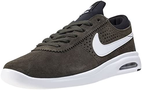 5cdd82e509 Nike NIKE SB AIR MAX BRUIN VAPOR mens fashion-sneakers 882097-312_10 -  SEQUOIA/WHITE-GOLDEN BEIGE-BLACK: Buy Online at Low Prices in India -  Amazon.in