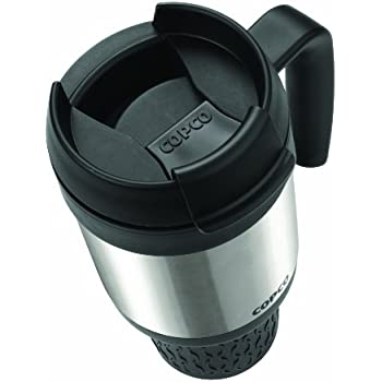 Copco Stainless Steel  Oz Travel Mug