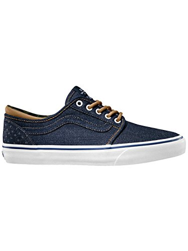 Eu Blue camo Sneaker Vans cross camo Denim Blu 5 Uomo Trig Donna Denim 38 HwSqwaPZ