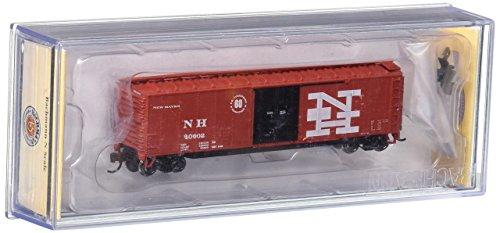 - Bachmann Industries New Haven 50' Plug Door Box Car