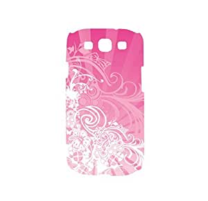 Pink Dream Snap on Plastic Case Cover Compatible with Samsung Galaxy S3 GS3