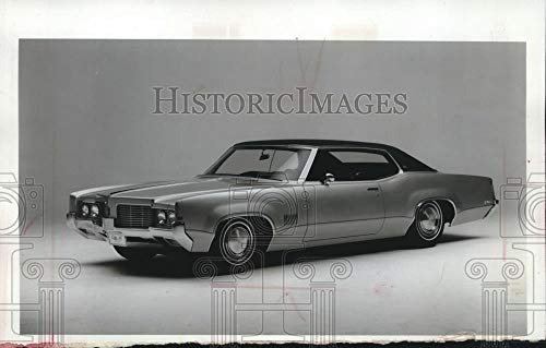 1968 Press Photo 1969 Oldsmobile Delta 88 Royale - mjc24311 - Historic Images ()