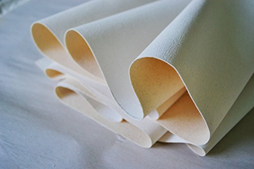 Stretching Primed Canvas - 8