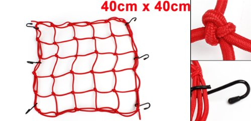 uxcell a13072600ux0552 Motorcycle Cargo Mesh