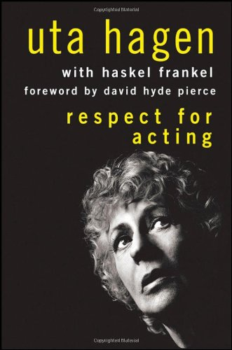Image result for uta hagen respect for acting