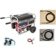 Honda Tri Fuel Generator Complete Package 8,500 Starting Watts 6,800 Running Watts