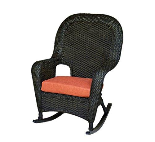 Tortuga Outdoor Garden Patio Lexington Rocker - - Tortuga Chair Lexington Club