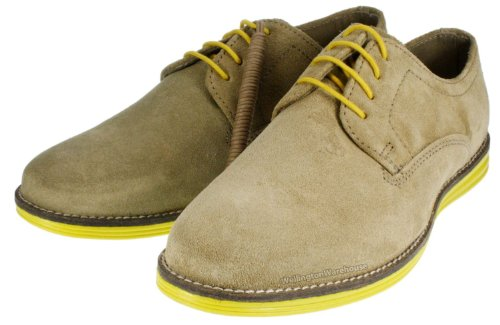 Red Tape Desert Herren Wildleder Lace Medwin Shoes in blau-Sand-braun, Beige - Sand - Größe: 40 2/3 EU