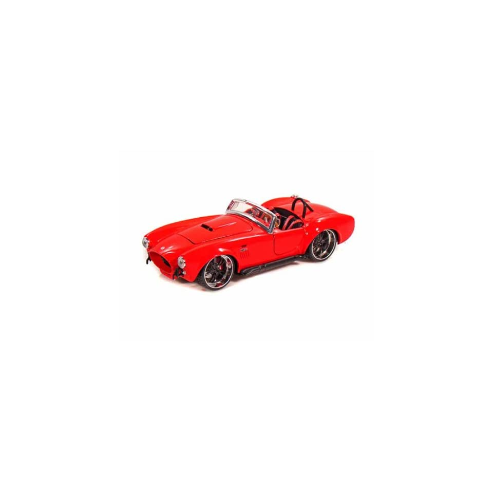 1965 Ford Shelby Cobra 427 1/24 Red