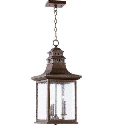 - Magnolia 3 Light Outdoor Pendant
