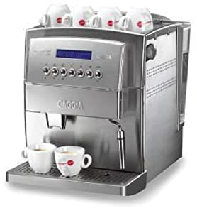 gaggia titanium 74889 fully automatic bean to cup coffee machine kitchen home. Black Bedroom Furniture Sets. Home Design Ideas