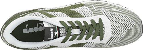 Diadora Unisex Titan Weave Groen Galapagos / Zwart