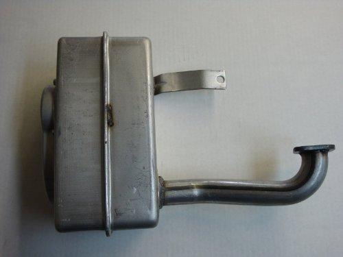 Original Sears Craftsman Husqvarna Part # 137352 - Lawn Mower Muffler