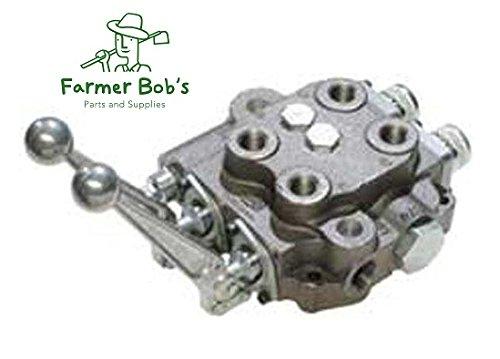 SBA22 - Double Spool Both 3-Position 4-Way Open Center Control Valve (136250) Farmer Bob's Parts SBA22 ()