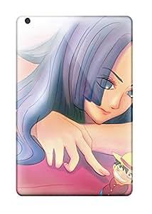 Pretty TGPnAuA7430kWtAK Ipad Mini/mini 2 Case Cover/ Nico Robin - One Piece Series High Quality Case