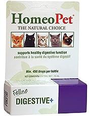 HomeoPet Feline 14800 Feline Digestive+, 15ml, White