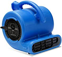 B-Air VP-25 1/4 HP 900 CFM Air Mover for Water Damage Restoration Carpet Dryer...