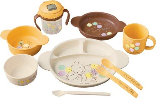 Winnie the Pooh Baby Tableware Set Combi