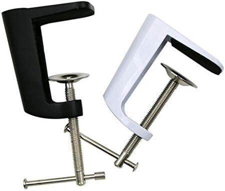 ステンレス鋼 調節可能 デスククランプ テーブル 高品質 金属製 調節可能 0-56mm範囲
