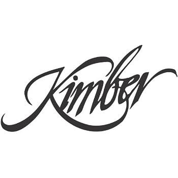 Amazon 6 Kimber Firearms Gun Logo Decal Sticker Everything Else