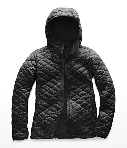 The North Face Women's Thermoball Hoodie TNF Black Matte Large