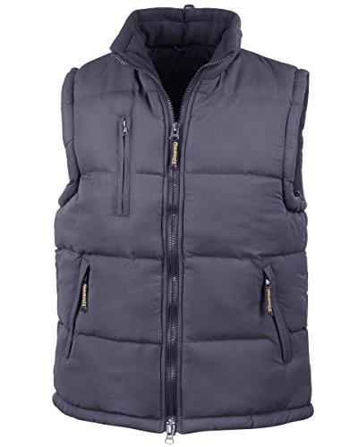 para hombre sin mangas Abrigo Absab azul Ltd marino SB7Y7Zw