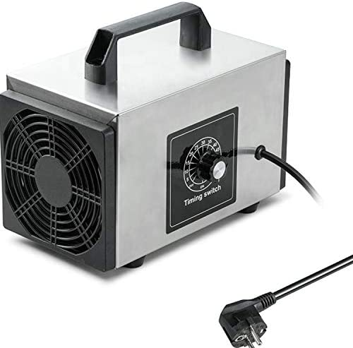 N//A Generador de Ozono CE 10.000mg//h 220V Purificador de Aire de ozono con Temporizador